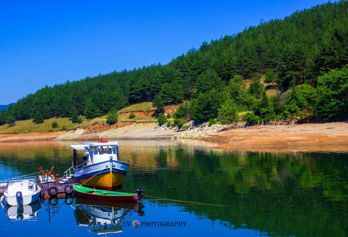Язовир Кърджали – една прелест в сърцето на Родопите