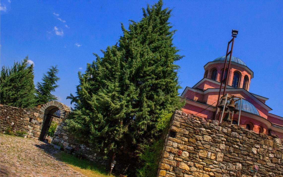 """Средновековен манастир """"Свети Йоан Предтеча"""" – духовният център на Кърджали"""